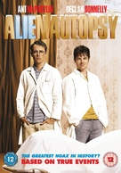 Alien Autopsy - British DVD movie cover (xs thumbnail)