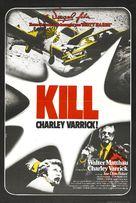 Charley Varrick - British Movie Poster (xs thumbnail)