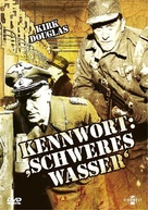 The Heroes of Telemark - German DVD movie cover (xs thumbnail)