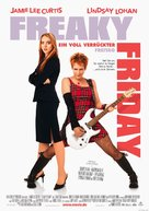 Freaky Friday - German Movie Poster (xs thumbnail)