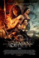 Conan the Barbarian - Canadian Movie Poster (xs thumbnail)
