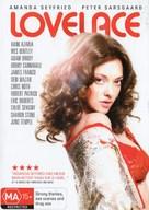 Lovelace - Australian DVD movie cover (xs thumbnail)