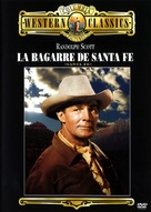 Santa Fe - French Movie Cover (xs thumbnail)