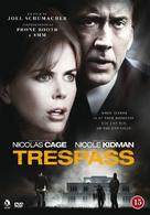 Trespass - Danish DVD cover (xs thumbnail)
