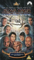 """Star Trek: Deep Space Nine"" - British Movie Cover (xs thumbnail)"