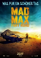 Mad Max: Fury Road - German Movie Poster (xs thumbnail)
