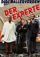 Der Experte - German Movie Cover (xs thumbnail)