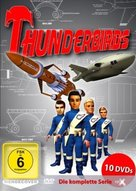 """Thunderbirds"" - German DVD cover (xs thumbnail)"