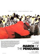 March Of The Penguins - Movie Poster (xs thumbnail)