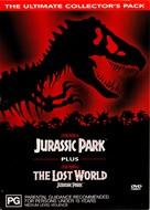 The Lost World: Jurassic Park - Australian DVD movie cover (xs thumbnail)