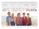20th Century Women - British Movie Poster (xs thumbnail)