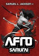 """Afro Samurai"" - German poster (xs thumbnail)"