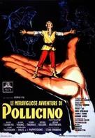 tom thumb - Italian Movie Poster (xs thumbnail)