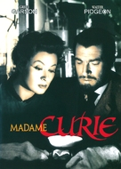 Madame Curie - DVD cover (xs thumbnail)