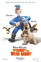 Wallace & Gromit in The Curse of the Were-Rabbit - Movie Poster (xs thumbnail)