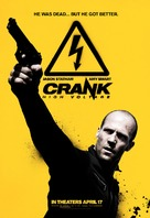 Crank: High Voltage - Movie Poster (xs thumbnail)