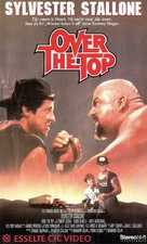 Over The Top - Dutch VHS movie cover (xs thumbnail)