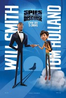 Spies in Disguise - International Movie Poster (xs thumbnail)