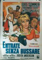 Don't Bother to Knock - Italian Movie Poster (xs thumbnail)