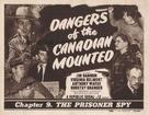 Dangers of the Canadian Mounted - Movie Poster (xs thumbnail)