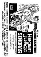 Faites vos jeux, mesdames - Spanish Movie Poster (xs thumbnail)