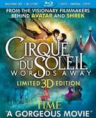 Cirque du Soleil: Worlds Away - Blu-Ray cover (xs thumbnail)