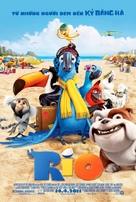 Rio - Vietnamese Movie Poster (xs thumbnail)