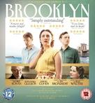 Brooklyn - British Blu-Ray movie cover (xs thumbnail)