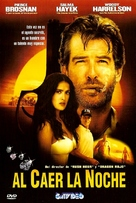 After the Sunset - Argentinian DVD movie cover (xs thumbnail)