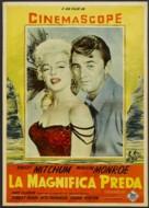 River of No Return - Italian Movie Poster (xs thumbnail)