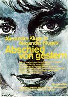 Abschied von gestern - - German Movie Poster (xs thumbnail)