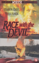 Race with the Devil - Belgian VHS cover (xs thumbnail)
