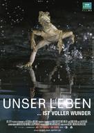 One Life - German Movie Poster (xs thumbnail)