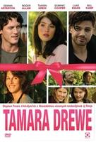 Tamara Drewe - Hungarian DVD movie cover (xs thumbnail)