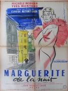 Marguerite de la nuit - French Movie Poster (xs thumbnail)