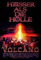 Volcano - German Movie Poster (xs thumbnail)