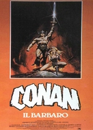 Conan The Barbarian - Italian Movie Poster (xs thumbnail)