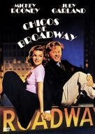 Babes on Broadway - Spanish DVD cover (xs thumbnail)