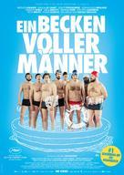 Le grand bain - German Movie Poster (xs thumbnail)