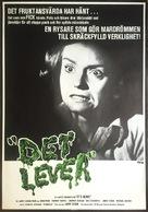 It's Alive - Swedish Movie Poster (xs thumbnail)