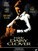 Inside Daisy Clover - French Movie Poster (xs thumbnail)