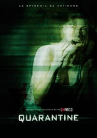 Quarantine - Spanish Movie Poster (xs thumbnail)