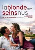La blonde aux seins nus - Dutch Movie Poster (xs thumbnail)