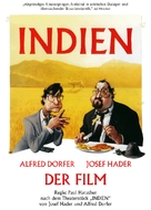 Indien - German DVD cover (xs thumbnail)