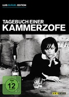 Le journal d'une femme de chambre - German DVD cover (xs thumbnail)