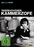 Le journal d'une femme de chambre - German DVD movie cover (xs thumbnail)