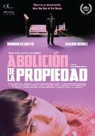Abolición de la propiedad - Movie Poster (xs thumbnail)