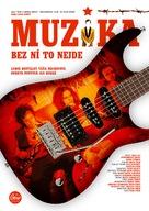 Muzika - Czech Movie Poster (xs thumbnail)