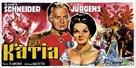 Katia - Belgian Movie Poster (xs thumbnail)
