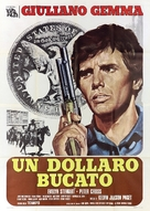 Un dollaro bucato - Italian Movie Poster (xs thumbnail)